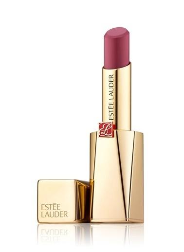Estée Lauder Easte Lauder Pure Color Desire Yoğun Renk Pigmentli Uzun Süre Kalıcı Soft Purple Ruj Renksiz